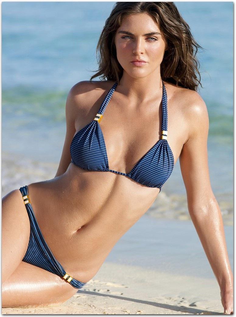 hilary rhoda bikini - 700×943