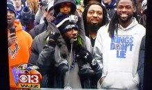 Ed Reed Sings Eddie Money's 'Two Tickets To Paradise' at Ravens Super Bowl Parade (Video)