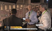 Super Bowl XLVII: A Look Inside the NFL Control Room During the Power Outage (Video)