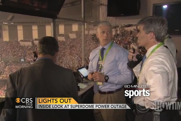 behind the scenes nfl control room super bowl power outage