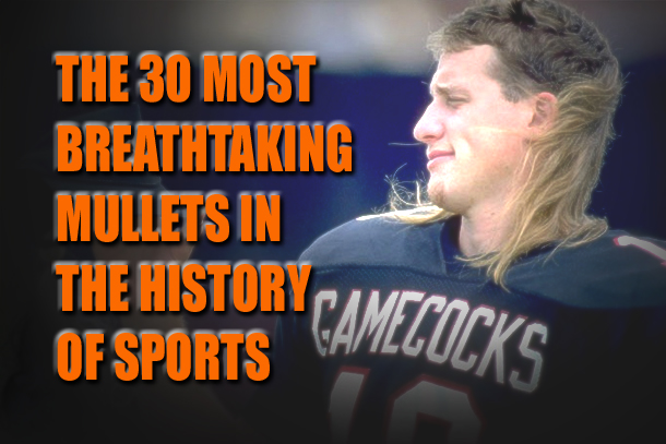 best sports mullets