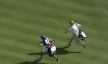 The Caddy Races at TPC Scottsdale Is One of the Coolest Traditions in Pro Sports (Video)