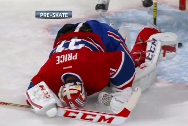 carey price nutshot