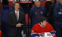 Carey Price Was On, Cam Ward Was Not Last Night (Videos)