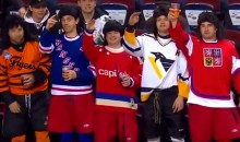 Flames Fans Pay Priceless Tribute to Jaromir Jagr (Video)