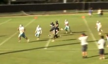 David Fangupo is the Fastest 350-Pound Running Back of All Time (Video)