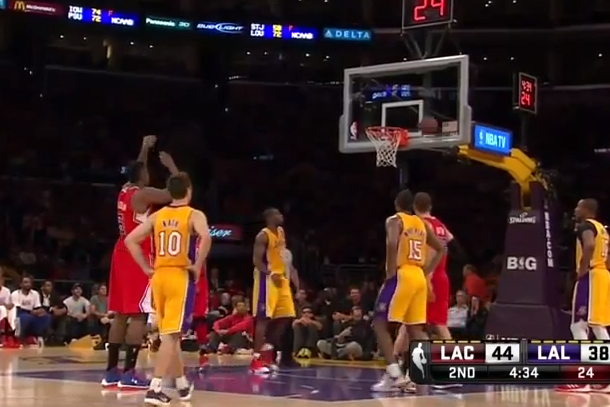 deandre jordan terrible free throw