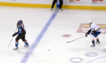 Avs' Matt Duchene Scores a Goal From a Mile Offside (Video)
