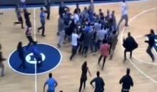 Duke-UNC Managers Game Was Won by a Three-Point Buzzer-Beater (Video)
