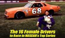 The 16 Female Drivers to Race in NASCAR's Top Series