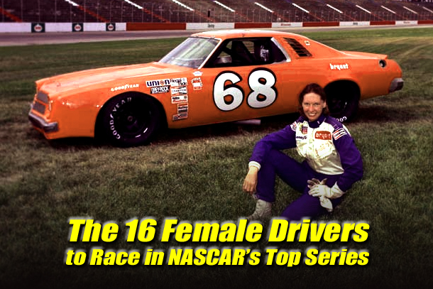 female nascar drivers