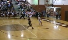 High School Girls Basketball Player Drains Full-Court Bounce-Shot Buzzer-Beater (Video)