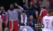 Houston Rockets Tie NBA Record With 23 Three-Pointers (Video)
