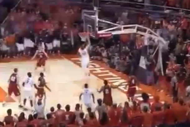 illinois buzzer-beater over #1 indiana