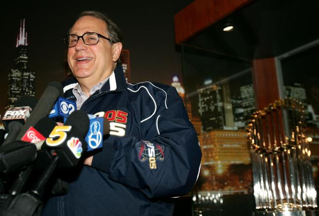jerry reinsdorf bulls white sox owners - winningest sports team owners