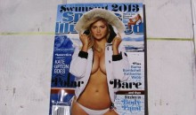 Kate Upton is the 2013 Sports Illustrated Swimsuit Issue Cover Model (Photo)