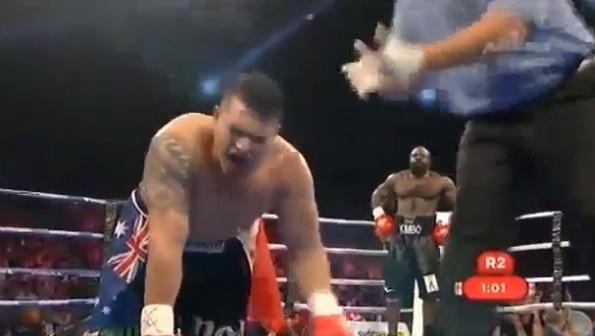 kimbo slice knockout shane tilyard