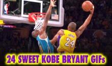 Kobe Bryant: 24 Sweet GIFs