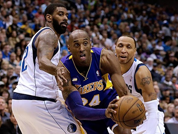 kobe bryant vs mavs