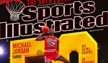 "Michael Jordan: Sports Illustrated ""The 50th Cover"" Unveiled (Photo)"