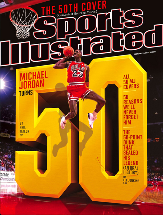 michael jordan sports illustrated 50th cover