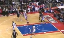 Nets Bench Player Mirza Teletovic Shot Three Airballs in Less than a Minute (Video)