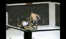 Alaskan MMA Fighter Gets Bent Over Backwards After Knockout (Video)