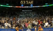 Orlando Magic Mascot and Fans Do the Harlem Shake (Video)