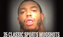35 Funny Sports Mugshots