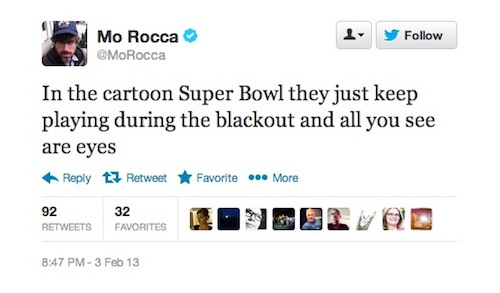 super bowl power outage tweet 3
