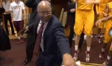 Tubby Smith and the Gophers Celebrate Big Win Over Wisconsin by Dancing to Kesha (Video)