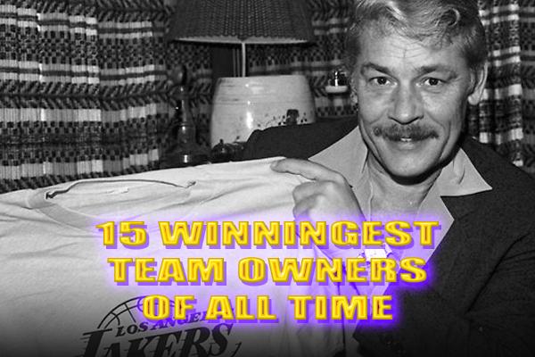 winningest team owners