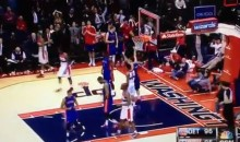 Confused Wizards Announcers Mistake Airball for Game-Winning Buzzer-Beater (Video)
