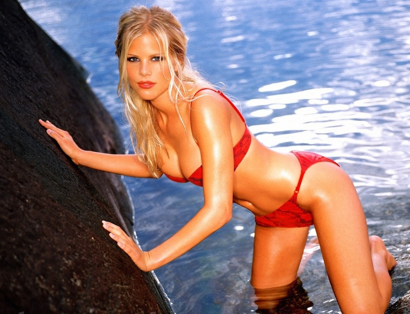 1 elin nordegren - tiger woods ex-wife