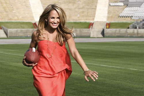 10 jenn brown espn - most popular female sports reporters on twitter