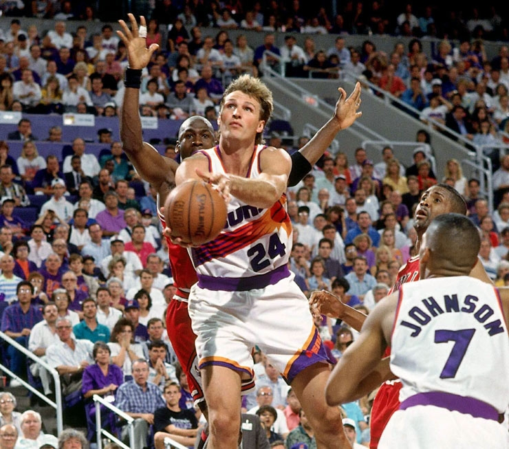 18 tom chambers phoenix suns - nba 60 points club (players who have scored 60 points in a game)