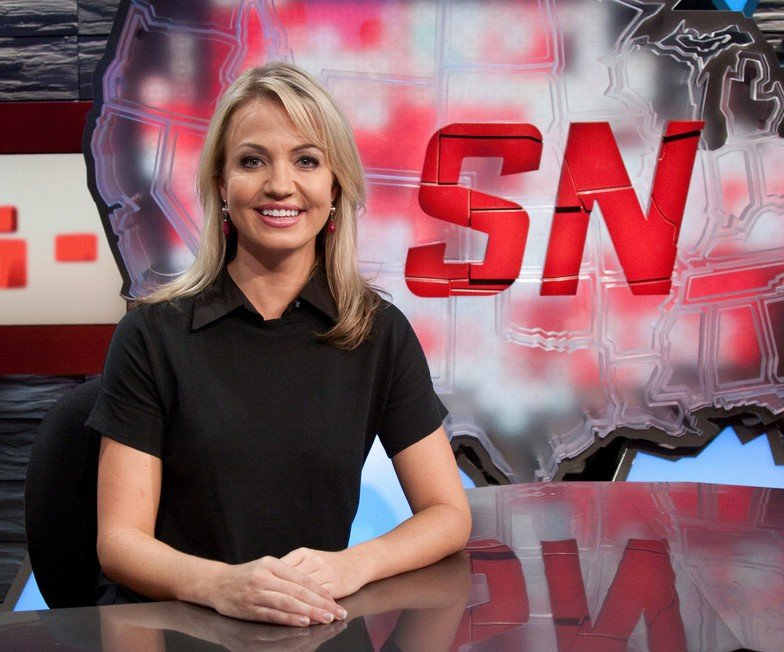 2 michelle beadle - most popular female sports reporters on twitter