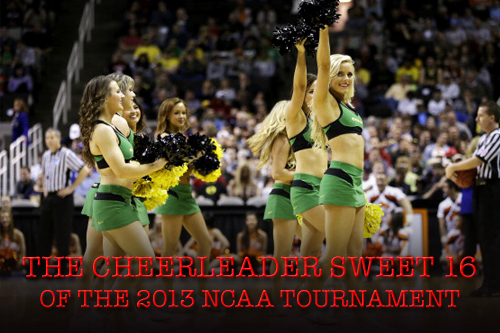 2013 ncaa tournament cheerleaders