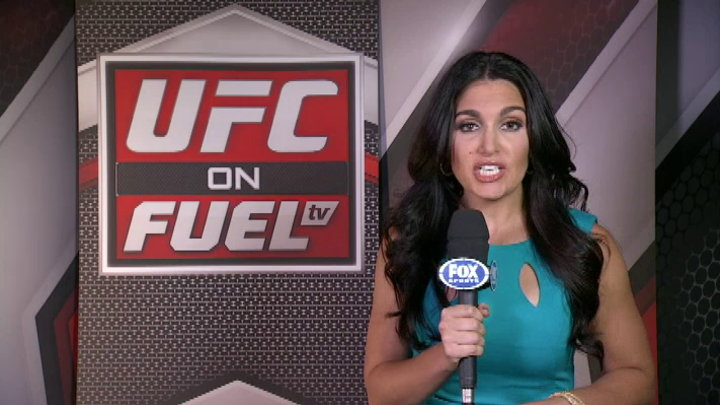 30 molly qerim fuel fox sports - most popular female sports reporters on twitter