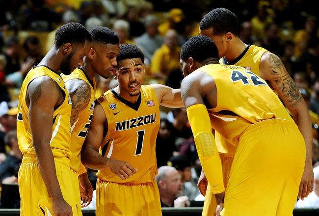 4 missouri basketball - ncaa tournament underdogs