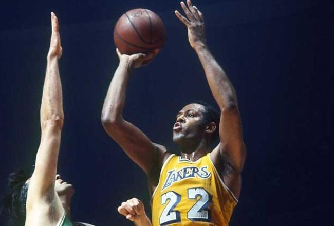 5 elgin baylor - nba 60 points club (players who have scored 60 points in a game)