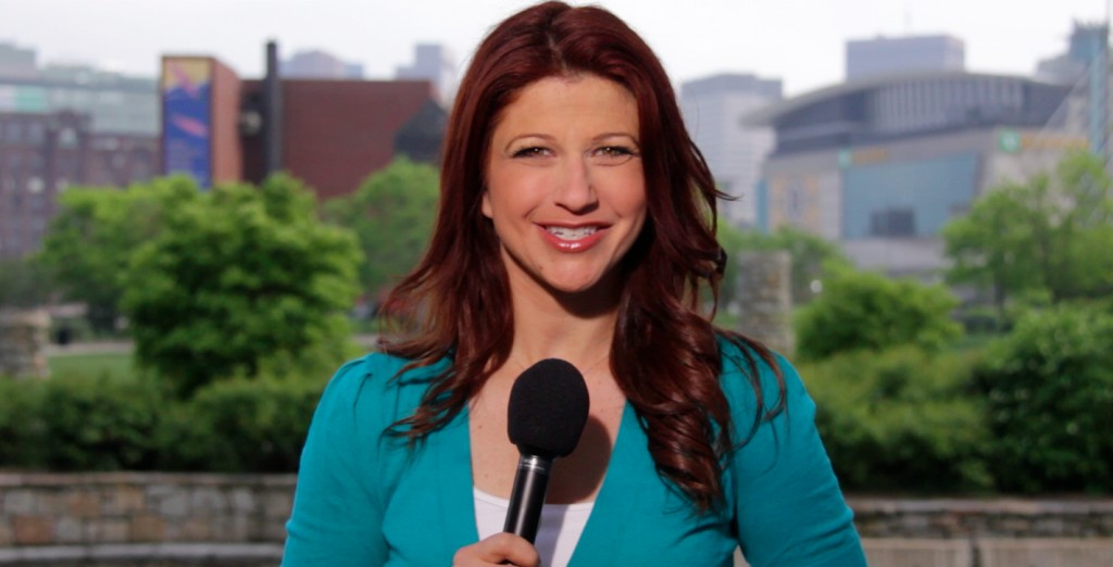 6 rachel nichols - most popular female sports reporters on twitter