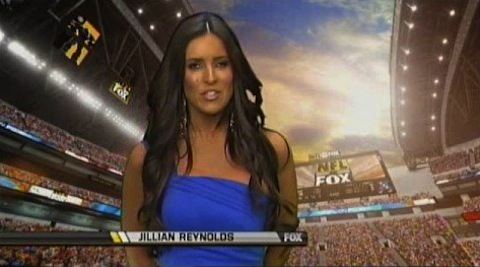 8 jillian barberie - most popular female sports reporters on twitter
