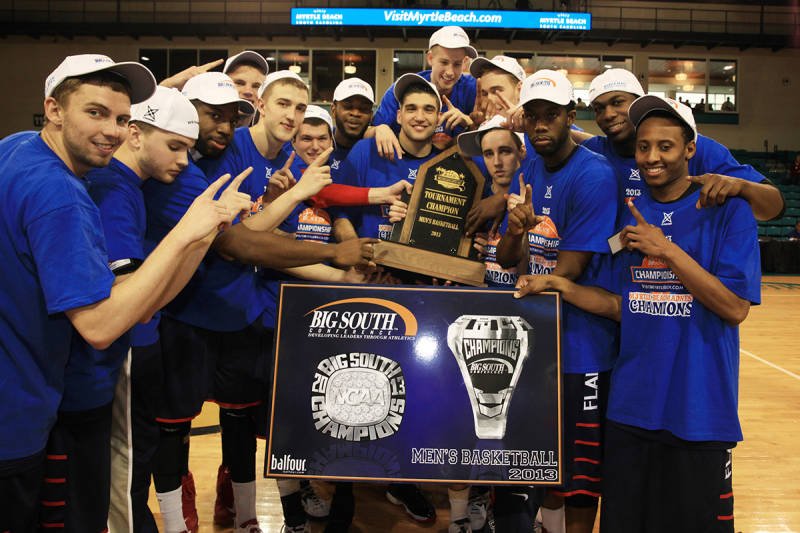 9 liberty flames big south champions 2013 (worst ncaa tournament teams of all time)