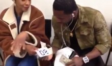 Boxer Adrien Broner Pays Woman $200 for Her Spot in Line at the DMV (Video)