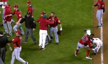 World Baseball Classic Brawl: Canada Throws Punches With Mexico (Video)