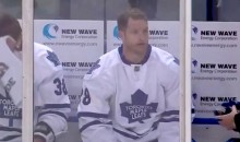 Colton Orr's Stat Line vs. Sabres: 29 Penalty Minutes in Two Seconds of Ice Time (Video)