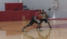 Derrick Rose Recovery: Guard Spotted Playing One-On-One With Bulls Teammates (Video)