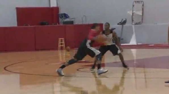 derrick rose one-on-one
