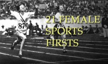 21 Female Sports Firsts
